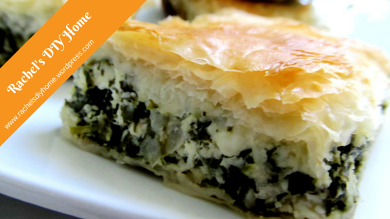 Healthy Spanakopita Recipe